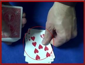 trik sulap menebak kartu yang akan muncul