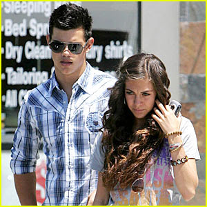All About Hollywood: T... Taylor Lautner Girlfriend