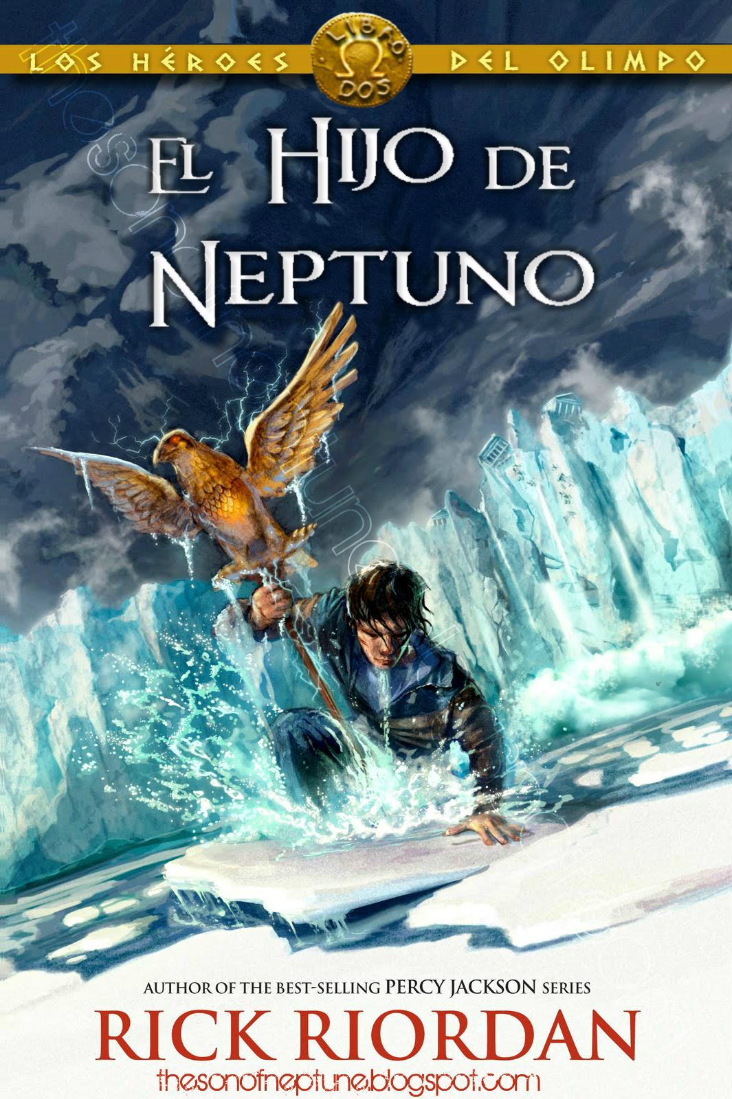 2º Saga (El héroe perdido y El hijo de Neptuno) [Descarga] El+Hijo+de+Neptuno+portada