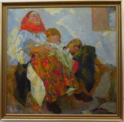 Федор Кричевский, Мать,1929