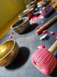 靈氣按摩 、 西藏頌缽、頭薦骨平衡 個案 開放預約