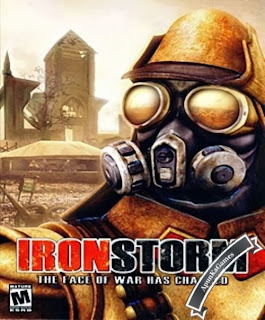 Iron Storm Cover, Poster, Iron Storm free download for pc