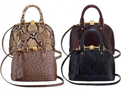 Louis Vuitton : Handbags Collection 2013