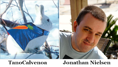 Avatar of TanoCalvenoa is also Jonathan Nielsen