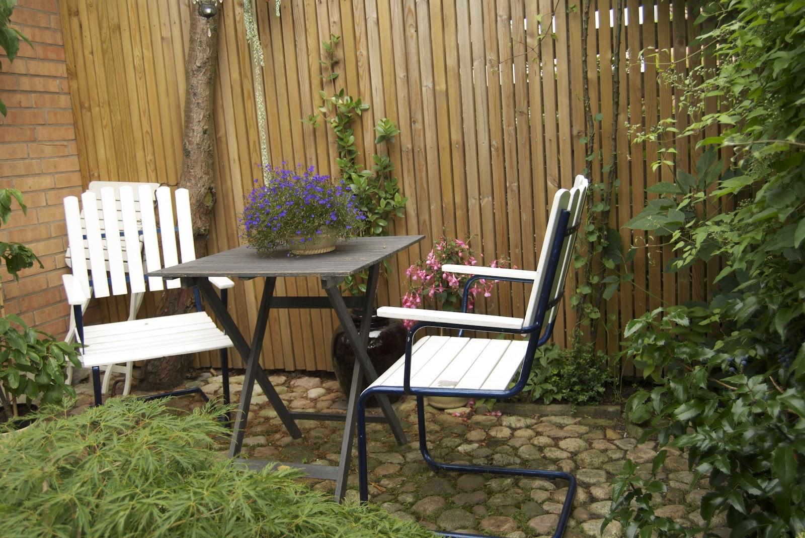 Cattis och Eiras Trädgårdsdesign: Olika typer av markbeläggning