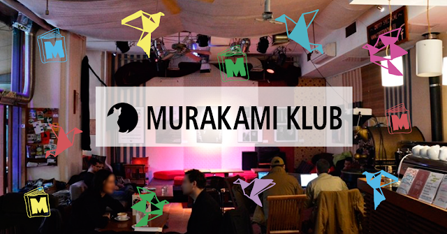 Klub Murakamiego otwiera się na placu Zbawiciela w Warszawie