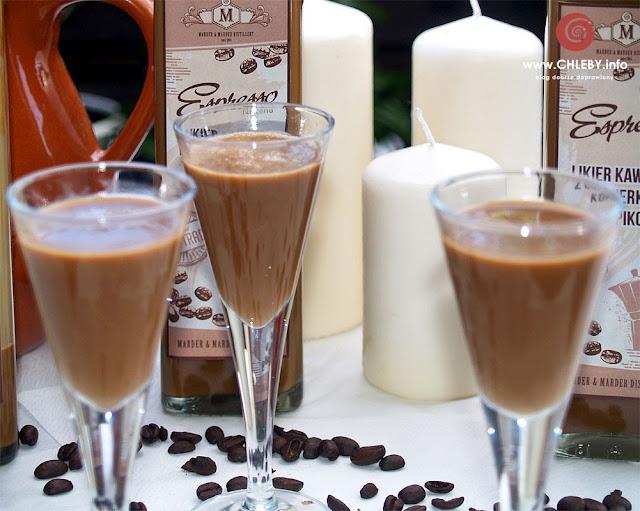 Kawowy likier z cukierków Kopiko