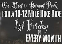 Friday in LDub: Even- ing on Avenue (EOA) and Critical Mass (CM) bike ride in City (click image):
