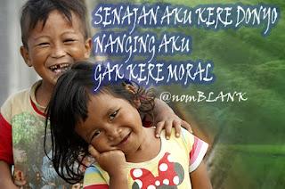 Moral meme, comik moral, kere moral