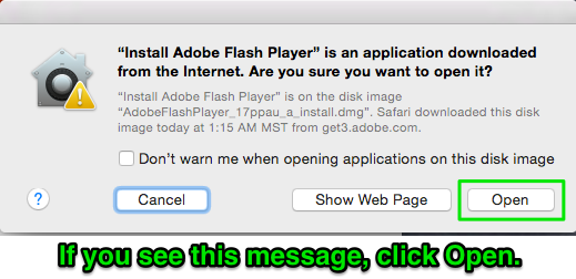 do i need to update adobe flash