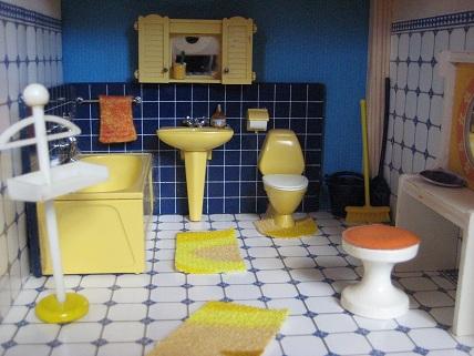 irmchensminiwelt ein stadthaus mit 60er 70er jahre einrichtung im lundby ma stab teil ii. Black Bedroom Furniture Sets. Home Design Ideas