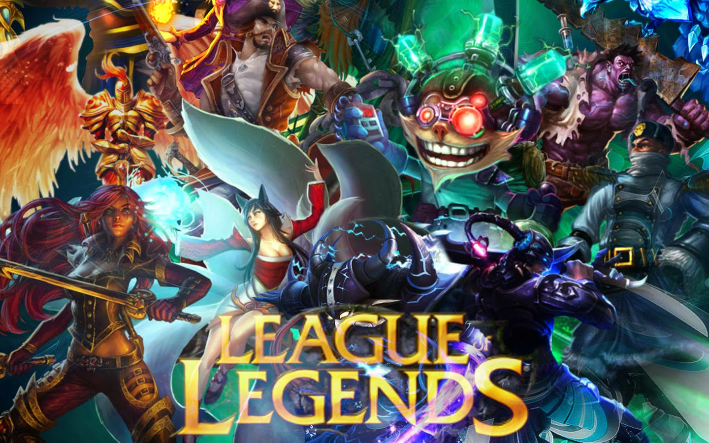 League of Legends hd wallpaper by hdwallsource 3