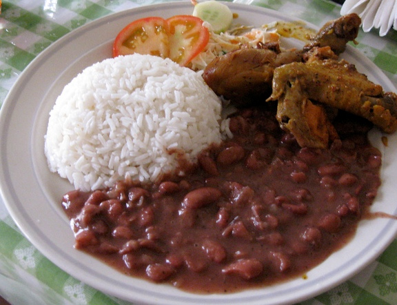 Rice and Beans: A Belizean Food Blog: Belizean Stew(ed ...