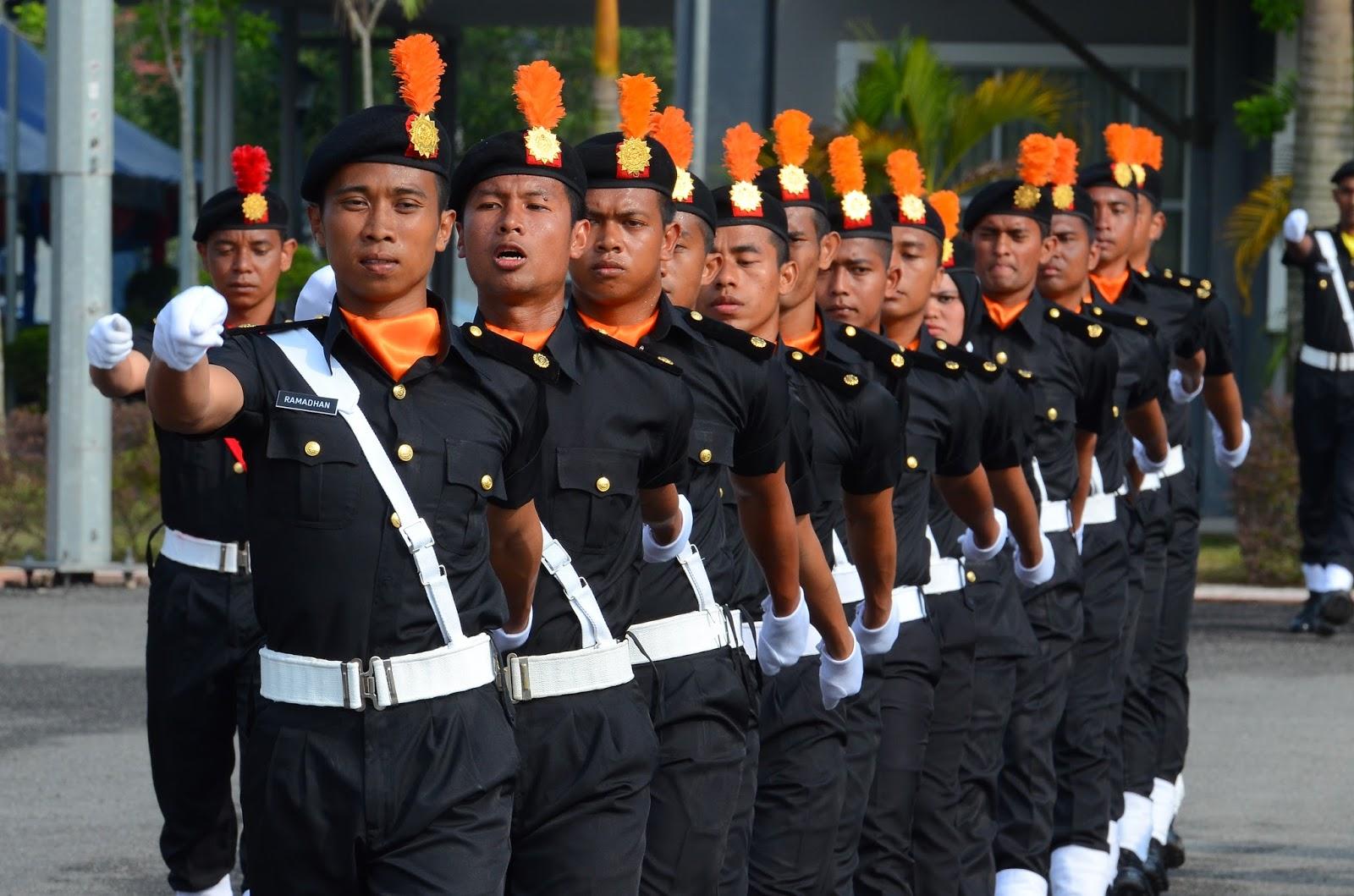Helang Puteh 109 Pegawai Baru Sprm Tamat Latihan Termasuk 15 Pegawai Lepasan Jurusan Perakaunan Menerusi Pengambilan Khas