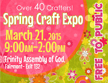 Spring Craft Expo