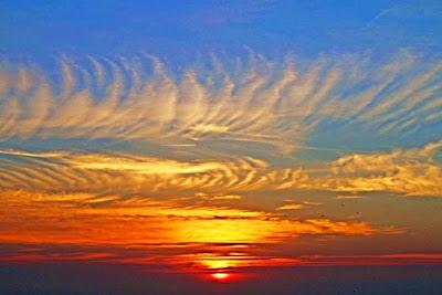 Sortida de sol del 7 d'octubre (Lluís Roure)