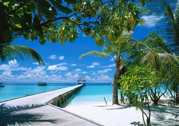 من أروع الشواطئ في العالم على خورة فقط ! maldives.png
