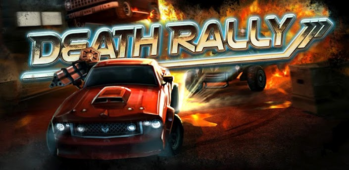 Death Rally v1.1 apk + SD Data Free Download