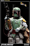 IN STOCK Sideshow Star Wars 1/6 scale Bobba Fett