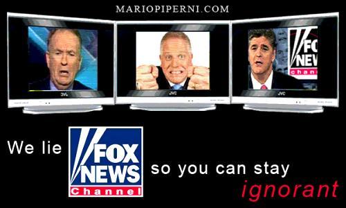 fox news brainwashed