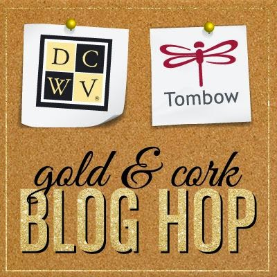 DCWV/Tombow Hop