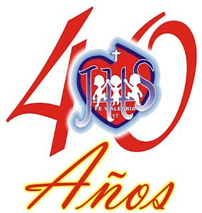Celebremos con alegría los 40 años