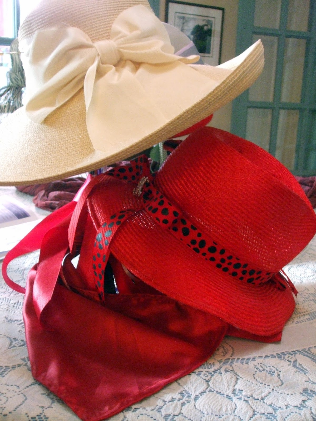 http://therosemaryhouse.blogspot.com/2012/08/the-tea-and-hat-lady.html