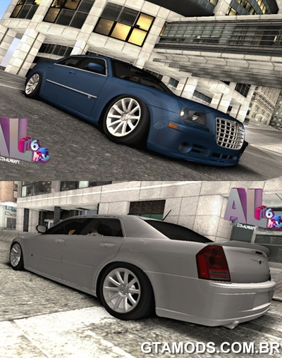 Chrysler 300C SRT 8 2008