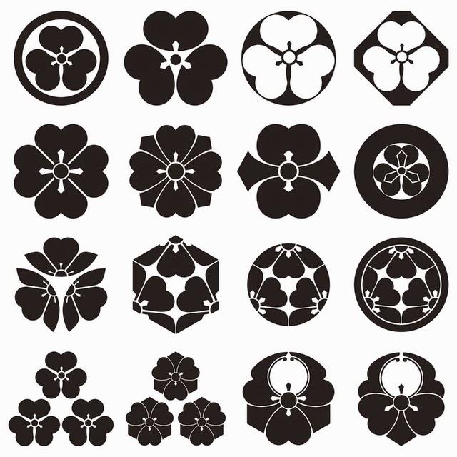 Japanese Family Crest Kamon Ancestors