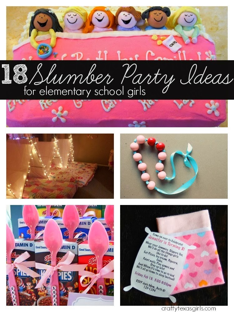 Image Result For Sleepover Crafts For Year Olds