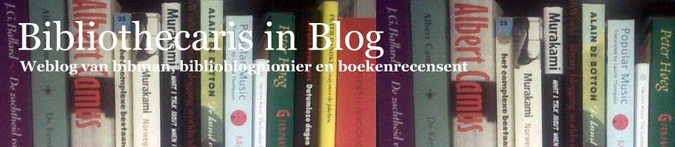 Bibliothecaris in Blog