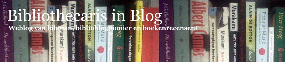 Bibliothecaris in Blog