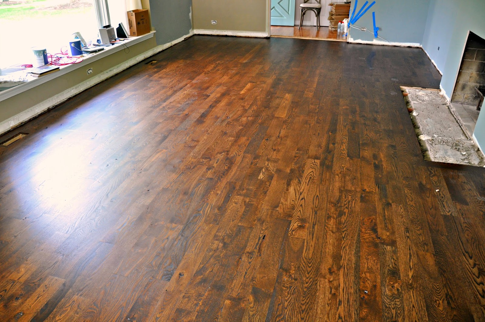 Serendipity refined blog how to choose hardwood floor and for Craftsman flooring