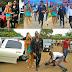 Photos; Zari Ampokea Diamond Kwa Shangwe Kubwa Huko Kampala.
