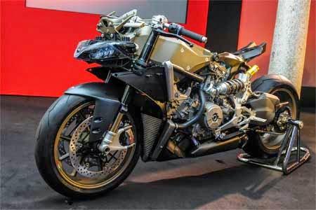 Mesin Ducati Superleggera