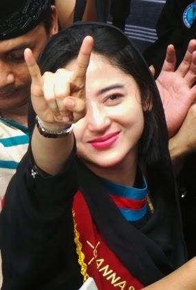 Bebas Dari Penjara, Dewi Persik Mengaku Sudah Bersuami