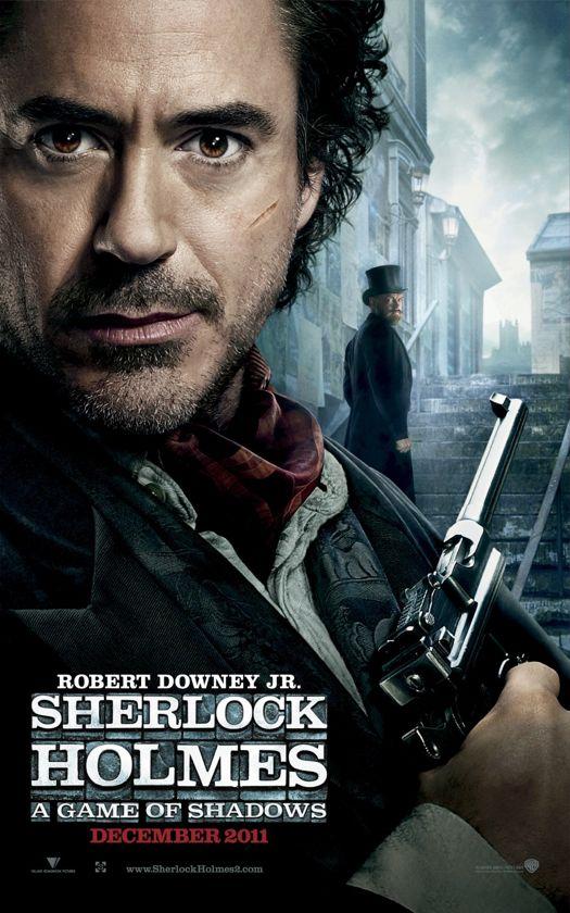 Sherlock Holmes 2 – O Jogo de Sombras Dublado