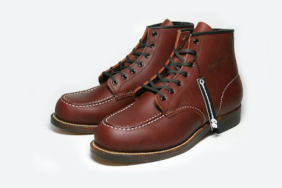 Gb Red Wing 8109 9d 10d Timberland แว่น Super