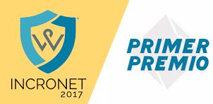 """PREMIO AL """"MEJOR BLOG"""" EN INCRONET 2017"""