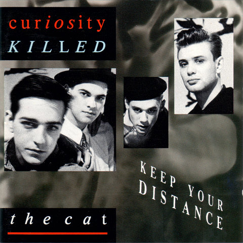 Curiosity Killed The Cat Keep Your Distance Lp