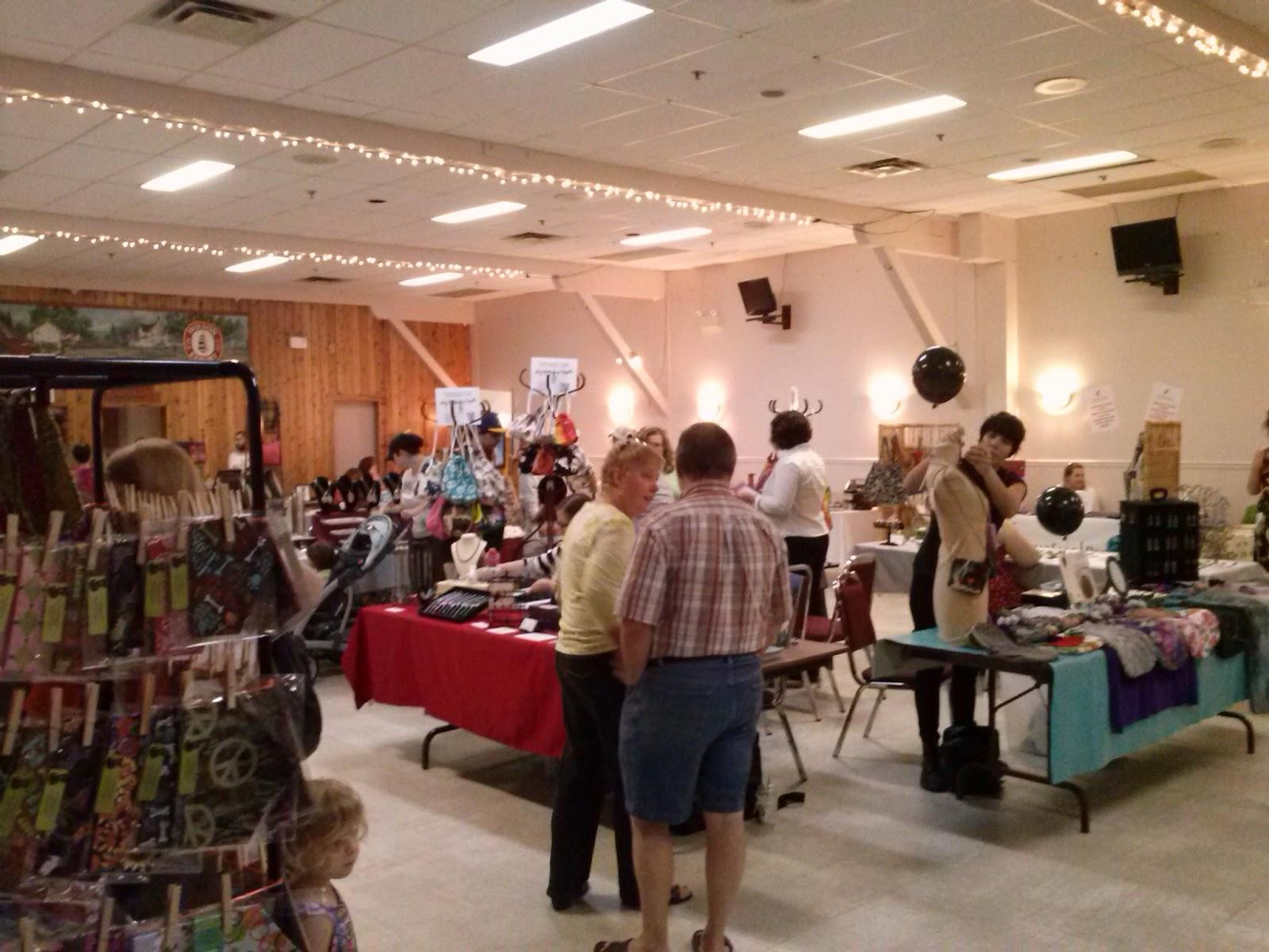 Few more vendors at the Savoir Faire