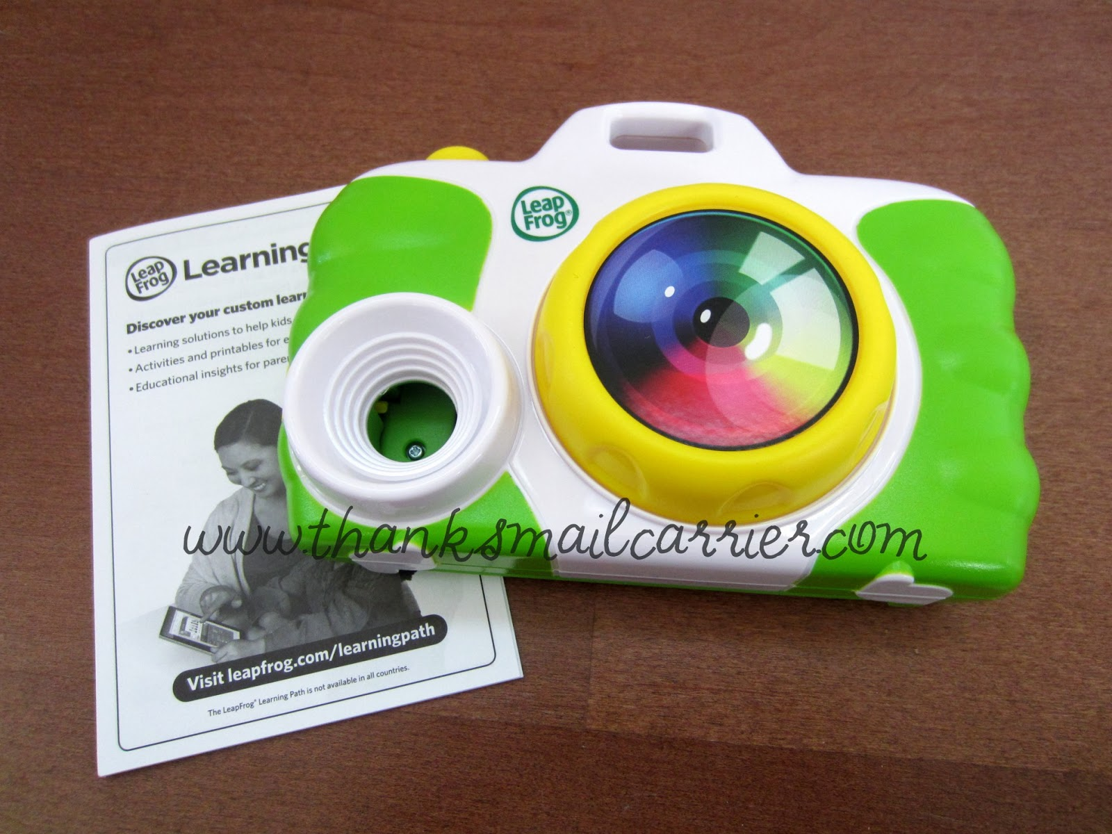 LeapFrog creativity camera