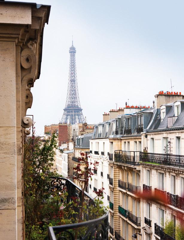 79ideas paris apartment with view