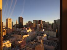 Parc 55 Wyndam Hotel - San Francisco California Sunshine