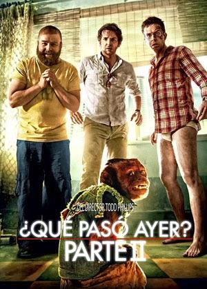 que paso ayer 2 (2011)