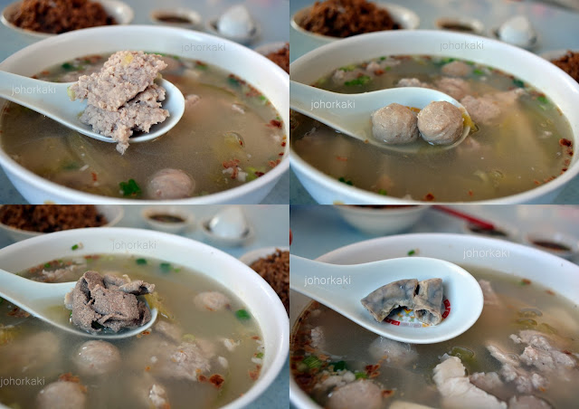 Pork-Organ-Soup-Johor-Bahru