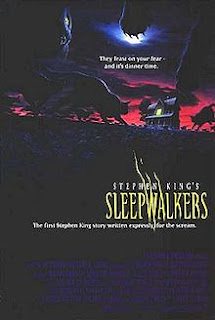 Stephen King DVDs, Sleepwalkers, Stephen King Movies