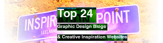Top 24 Graphic Design Blogs & Creative Inspiration Websites