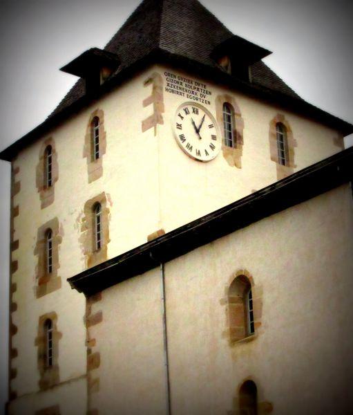 iglesia de san Martin, Sara Francia