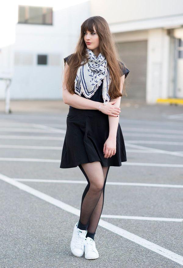 Vestidos de moda color negro